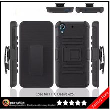 Keno PC+Silicone Back Cover for HTC Desire 626 Combo Case, PC+Silicone for HTC Desire 626 Case