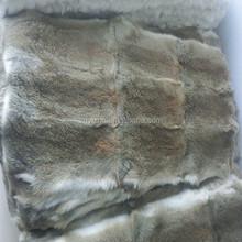 Natural Rex Rabbit Fur Pltes / Real Rex Rrabbit Fur Skins