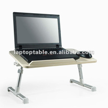 portable folding laptop table stand desk bed sofa