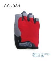 hot sale new bicyle cycling glove sport waterproof cheap half finger sport glove