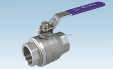 CE&ISO approved High Quality Manufacture Casting Technic stainless steel ball valve direction