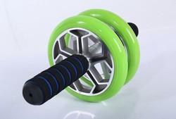 2015 new Abdominal Machine gym use Ab Carver Pro Aluminum AB and leg coaster roller wheel