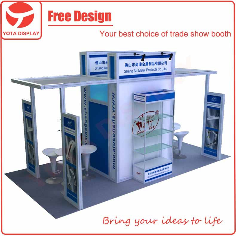 Trade Event Stands : Yota trade show exhibit event display stand booth buy