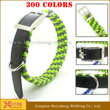 embroidered dog collar wholesale