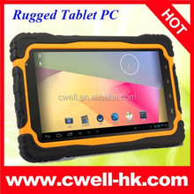 Hugerock T70S IP66 Waterproof Android Tablet PC 7 Inch IPS Touch Screen Quad Core 3G/WIFI/Bluetooth/GPS/8.0MP Camera/A