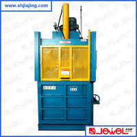 High efficient CE certificate more than 20 years factory supply jewel paper baling machine