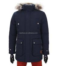 men's coat long overcoat for winter