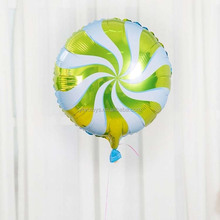 new products round globo metalico aluminum film ballons