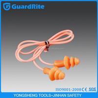 GuardRite Brand Christmas Tree Type Child Earplug Silicone Soundproof Earplug