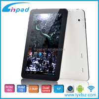 """Factory Cheap 9"""" RK3128 Quad-core tablet"""