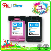 new item remanufactured ink cartridge 901xl ink inkjet refill machine compatible ink