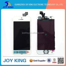 High quality lcd for iphone 5 lcd replacement assembly, accept paypal