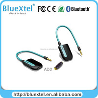 2015 newly designed bluetooth AV Dongle bluetooth wholesale price connect with any bluetooth products