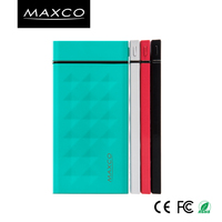 MAXCO mobile phone 6000 mah power bank charger samsung accessory