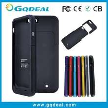 Wholesale External Battery Case For iPhone 6 Battery Case Power Bank Case Mobile Phone Charger