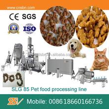 Multi-functional pet food processing plant