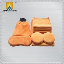 Small MOQ Popular Design 8 Pcs Car Cleaning Kit, Portable Car Wash Kit, Car Wash Tool Kit