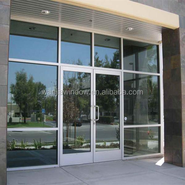 Top Grade Commercial Double Glass Doors Buy Top Grade Commercial