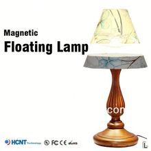 2013 New design !Magnetic floating lamp ,wood lamp skin analyzer