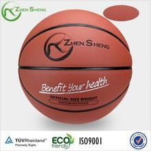 Zhensheng Playing Basketballs Professional Exporter