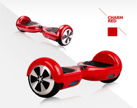 Smart 6.5inch Two Wheel Self Balancing Electric Scooter Safer and Easier to Learn