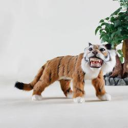 Economic hotsell stuffed plush toy brown tiger