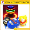 Promotional Flash Spinning Top Flash Music Lotus