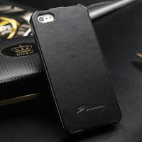 PU Leather flip case for Iphone 5 5S ultra slim vintage engraving FREE SHIPPING with 30 pcs/lot