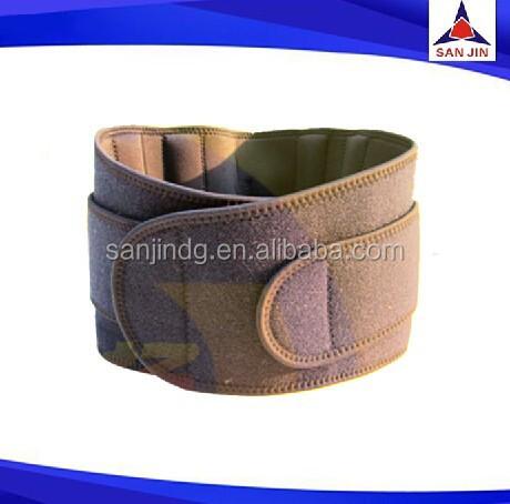 Neoprene Magnetic Waist Support Slimming Belt Waist Shaper ...