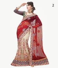 Saree Border Embroidery Designs / all types of indian sarees