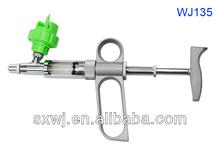 vacunas de inyección 5 ml jeringa veterinaria