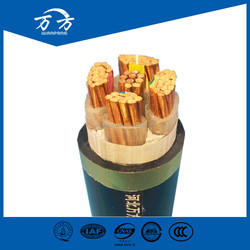 XLPE Insulated Copper Conductor Low Voltage Power Cable