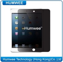 Privacy Anti-Spy Tempered Screen Protector Film Guard for iPad