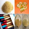 gelatin for matchsticks industry,jelly strength 320 bloom match glue/skin glue