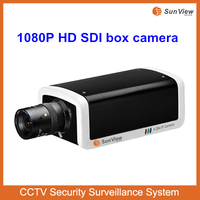 SunView indoor 1920*1080P Panasonic CMOS sensor box camera HD SDI Camera new design camera