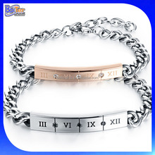 Wholesale Gold Plated Men's Stainless Steel Expendable Bracelet Chain 316L Stainless Steel Bracelet,Mens Stainless Steel Jewelry