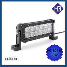 36w led light bar mini tractor 4x4 led bar lighting CE, ROHS