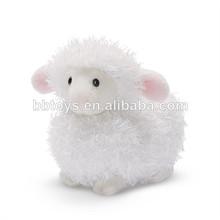 lindo de oveja de peluche juguetes de peluche