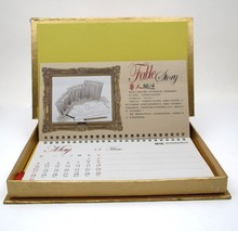 wholesale paper calendar for new year