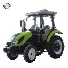 50hp 4wd cabin tractor DEUTZ FIAT gearbox differential lock