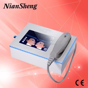 Usage domestique hifu ultrasons focalisés élimination des rides hifu doublo hironic co