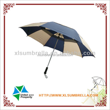 "28"" auto open windproof 2 fold umbrella"