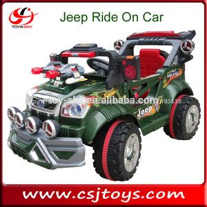 monter sur jeep rc voiture jouet enfant kid ride sur le jouet de voiture huada 6868