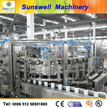 Juice Beverage Can Filling Capping