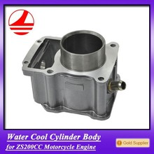 Good Quality ZS200CC Motorbike Cylinder Block Cheap China Motorcycle
