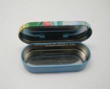 cheap gift metal gift metal tin boxeses/ small metal tool box/ small rectangular gift metal tin boxes for tea
