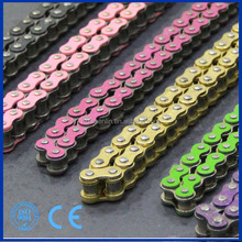 Color good material best quality motorcycle chain