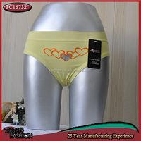 TC16732 Kids Underwear Wholesale Young Girl Wearing Panties