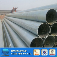 BS1387 ASTM A53 galvanized pipe /G.I. furniture