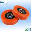 6000RS 10x40x10mm poliuretano roda de polia